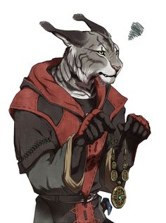 Khajit of the Dark Brotherhood.