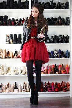 Anni of fashion hippie loves