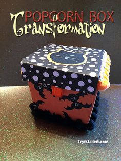 Popcorn Box Blog Hop and Giveaway with Laura Kelly http://tryit-likeit.com/entries/create/popcorn-box-transformation-and-giveaway #popcornboxparty2016