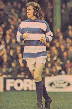 Pure Football, Retro Football, Queens Park Rangers Fc, Sports Personality, Manchester City, Golden Age, Legends, Nostalgia, Kicks