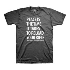 Reloading Mens T-shirt
