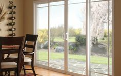 Sliding Patio Doors | Patio doors, Hgtv and Living spaces