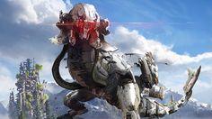 Horizon Zero Dawn - How To Kill A Thunderjaw     #guide #ps4 #thunderjaw #horizonzerodawn #gaming #gamenews #gsr #new