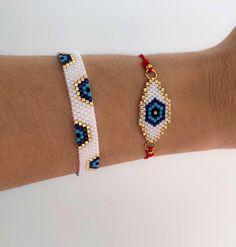 Miyuki evil eye beaded bracelet set for women, protection bracelet , trendy fashion bracelet set for women unique and elegant # etsy#fashion#trendybracelet#protectionbracelet#evileyebracelet,miyuki,miyukibracelet#jewelry#uniquegifts#giftforher#giftforwomengiftideas