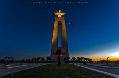 """""""Cristo Rei"""" - Almada, Portugal by Ricardo Bahuto Felix on 500px"""