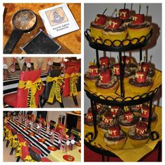 I Spy! A Spy Theme Birthday | Frosted Events Birthday Party Themes, Baby Shower Themes, Bridal Shower Themes
