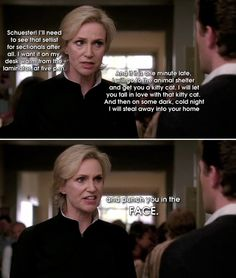 Glee is quickly losing my interest, but this moment was one of the funniest EVER. - Glee is quickly losing my interest, but this moment was one of the funniest EVER… – Glee is qu - Glee Quotes, Great Tv Shows, Losing Me, Revenge, Falling In Love, Movie Tv, All About Time, Jokes, In This Moment