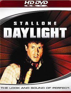 New! Sealed! HD DVD Stallone Daylight