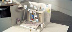 Vida dentro da caixa! Campanha em 3D da IBM