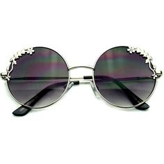 693dbe02b63 These round sunglasses are perfect for that boho