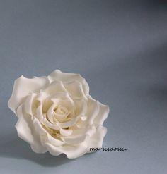 Marsispossu: Sokerimassaruusu, sugar rose