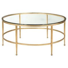 $529 Coffee & Cocktail Tables   One Kings Lane