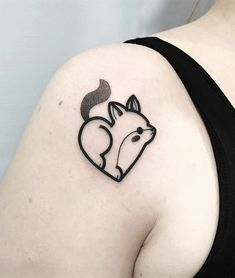35 Cute Tattoo Designs by Hugo Tattooer - #tattoo #cute #kawaii
