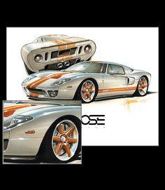 Chip Foose, Foose Design                                                                                                                                                                                 Mehr