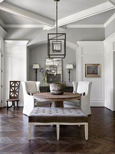 Elegant vintage by Bureau Interior Design | PUFIK. Beautiful Interiors. Online Magazine
