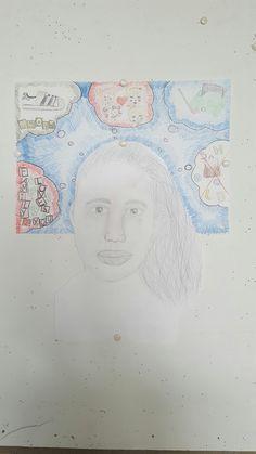 Zelfportret met aanpassing