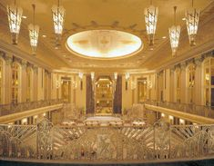 Hall Of Mirrors - Image Provided By Hilton Cincinnati Netherland Plaza  Was the location of our daughter Stephanie's wedding reception. Breathtaking!