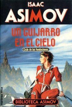 """Un guijarro en el cielo de Isaac Asimov. Obra seleccionada en la Guía de Lectura """"Viajeros en el tiempo"""""""