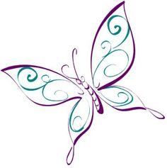 Purple and teal for my grandparents who passed away from pancreatic cancer and ovarian cancer