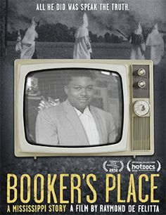 """Booker's Place: A Mississippi Story"" is a collaboration between our two guests…"