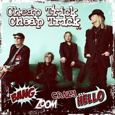 Cheap Trick - Bang, Zoom, Crazy…Hello - Vinyl