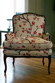 chair re-upholstery idea