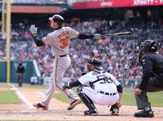 Matt Wieters Photos - Baltimore Orioles v Detroit Tigers - Zimbio