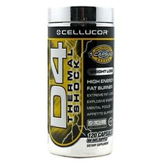 Cellucor D4 Thermo