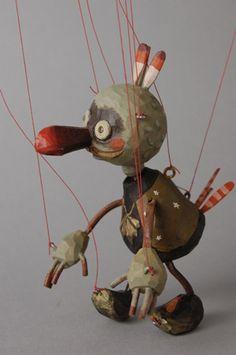 Dodo marionette