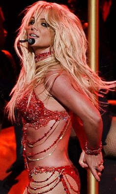 Watch Britney Spears perform a mashup of her greatest hits at the Billboard Music Awards.