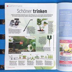 Thank you for a lovely publication @haus_de #VielenDank #waterworks