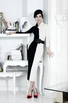 Alice   Olivia Fall 2012 Ready-to-Wear Fashion Show