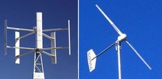 How a wind turbine works.  The POWER of wind. It beats solar power hands down, in my opinion.