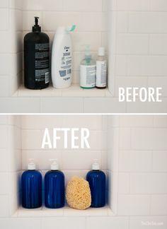 organizar ducha 3