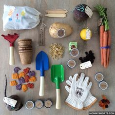 Everything you need to teach kids where food comes from (including snacks). #RealFoodisFun #BerniesFarm