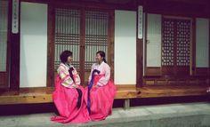 Korean Hanok Stay Experience