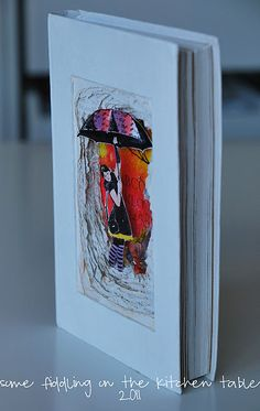 beautiful altered book