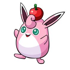 Pokemon #40- Wigglytuff
