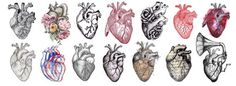 Heart tattoo Good for it 4 Tattoo, Tatoo Art, Body Art Tattoos, Tatoos, Arte Com Grey's Anatomy, Anatomy Art, Cider House, Anatomical Heart, Heart Art