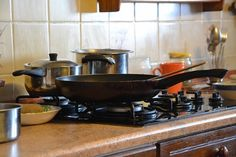 Stove top recipes are those that are cooked on the stove top. This can also be called frying, but not always in all cases.