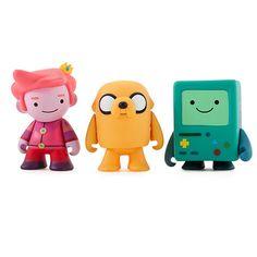 "Adventure Time 3"" Mini Series – Kidrobot Blindbox $12"