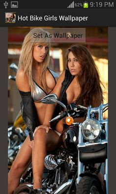 All Bike lovers enjoy this beautiful and HD wallpaper with a hot and sexy girls.<p>All the images have stunning bikes with a hot girl riding on it. <p>Download this HD wallpaper and take them with you with your mobile.<p>Tags: Hot bike girls, bikes, racing, hot girls, motorcycles, sexy models, biker, rider
