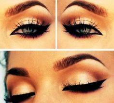 The Batwing Eyeliner – How To | AmazingMakeups.com