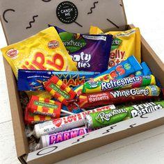 British Retro Sweet Selection Box
