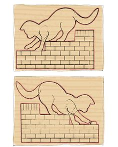 Cat on a Wall - The Woodworkers Institute