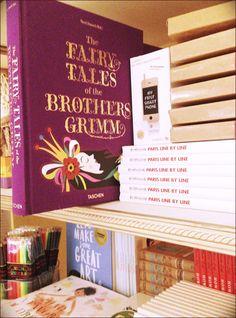 Love the original Grimm's.  Good choice anthro. #anthrofave #juvenilehalldesign