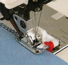 Sewing Tools, Sewing Hacks, Sewing Projects, Sewing Diy, Techniques Couture, Sewing Techniques, Sewing Stitches, Sewing Patterns, Blind Hem Stitch