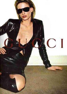 Nataša Vojnović for Gucci A/W by Terry Richardson. Gucci Campaign, Campaign Fashion, 2000s Fashion, Fashion History, High Fashion, Terry Richardson Photography, Tom Ford Gucci, Gucci Ad, Mädchen In Bikinis