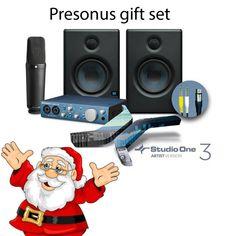 Presonus Feestdagen bundel Audio, Artist, Gifts, Presents, Artists, Favors, Gift