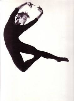 In the mid 80's my sister and I had a subscription to The American Ballet Theater. On the single night she couldn't make the performance, a lead male dancer in the company fell ill, so his part was danced by an understudy... Mikhail Baryshnikov! It was my first and only time watching him dance in person. I was in total awe!!!! As for my sister, well... you can only imagine :-(  #Ballet  #Dance #Baryshnikov